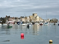 Barfleur-harbour